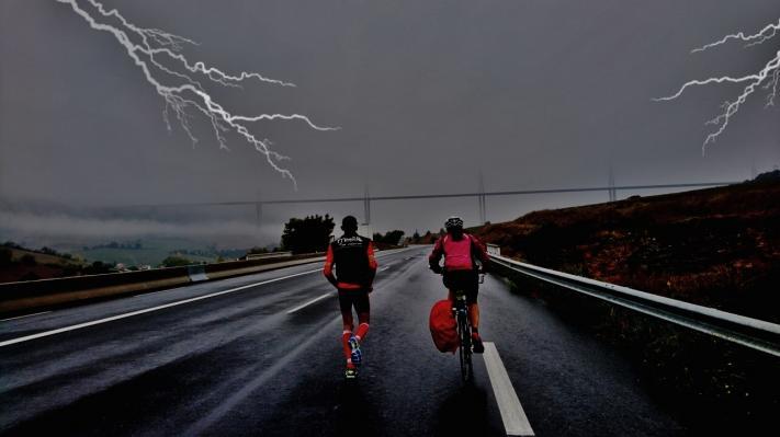 Detresse orage